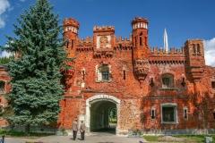 Крепость-герой Брестская крепость