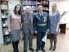 Встреча с ветеранами ВОВ и Афганистана «Путь мужества и славы»