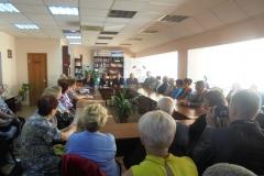 Встреча с мэром города Новосибирска