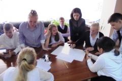 Ситуационная игра «Молодые избиратели XXI века»
